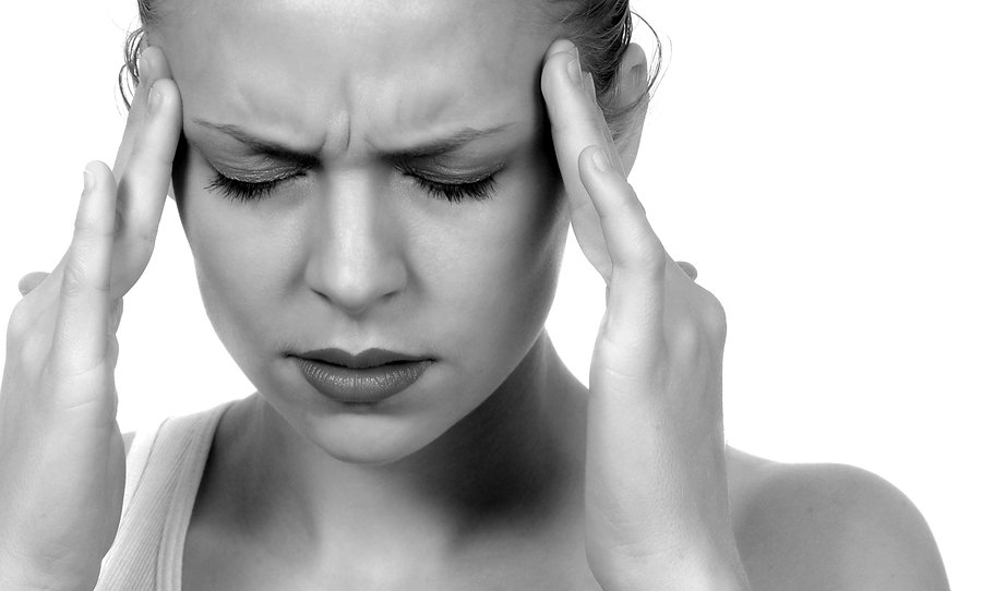bigstock photo Migraine Headache